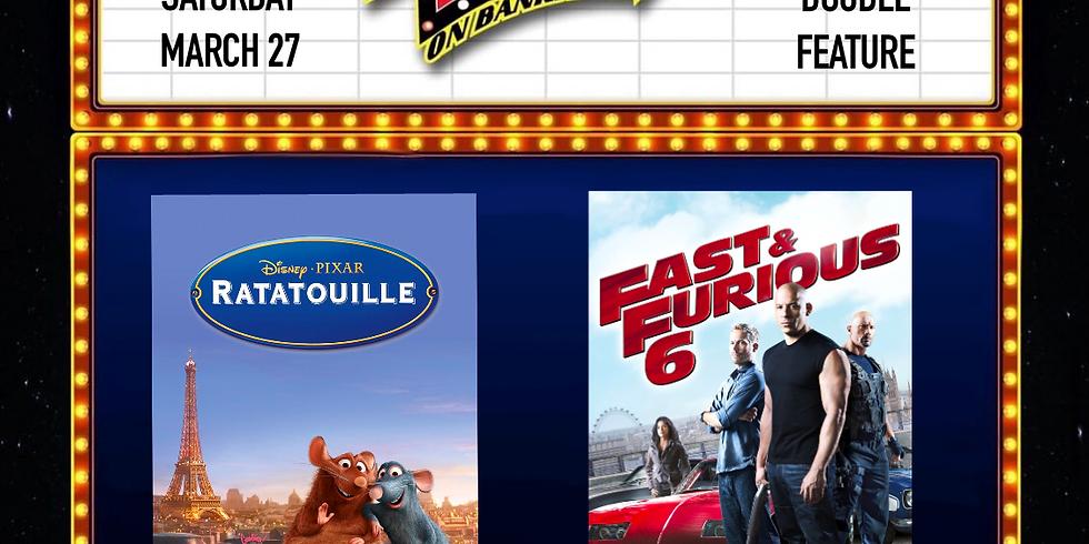 Ratatouille/Fast and Furious 6
