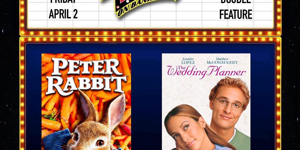 Peter Rabbit/The Wedding Planner