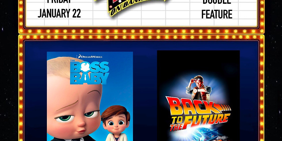 Boss Baby/Back to the Future