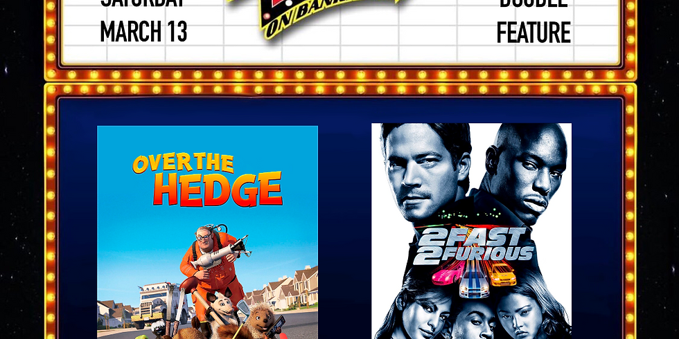 Over the Hedge/2 Fast 2 Furious
