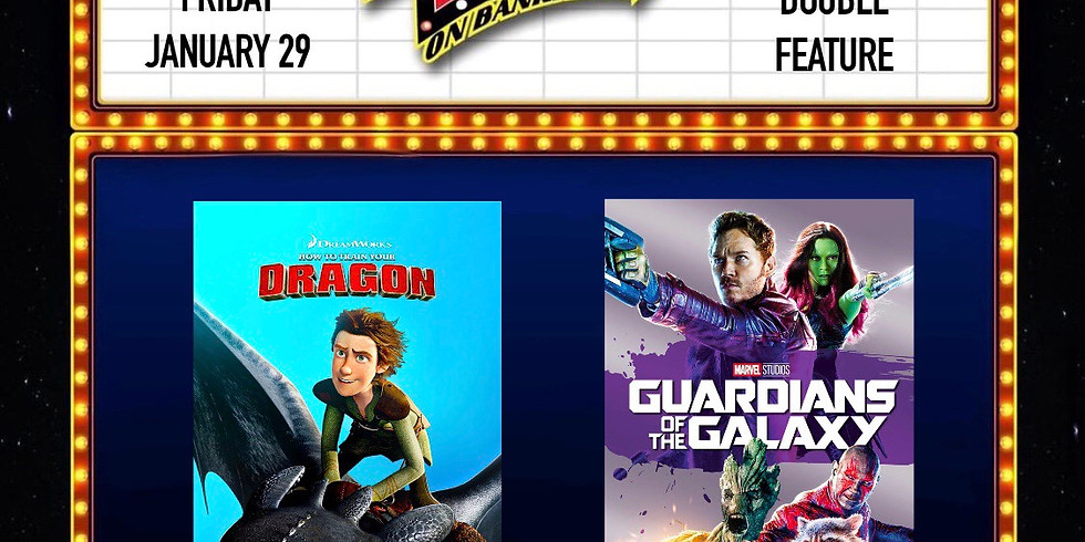 How to Train your Dragon/Guardians of the Galaxy