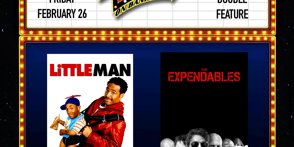 Little man/The Expendables