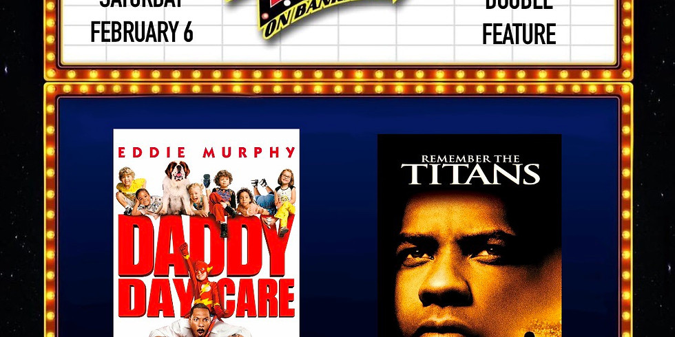 Daddy Day Care/Remember the Titains