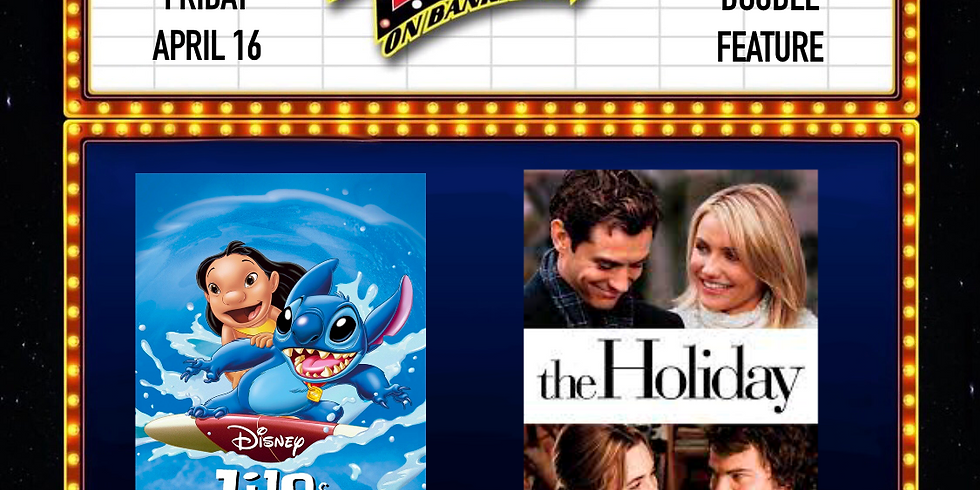Lilo and Stich/The Holiday