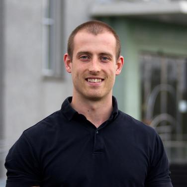 Daði Reynir Kristleifsson - Physiotherapist