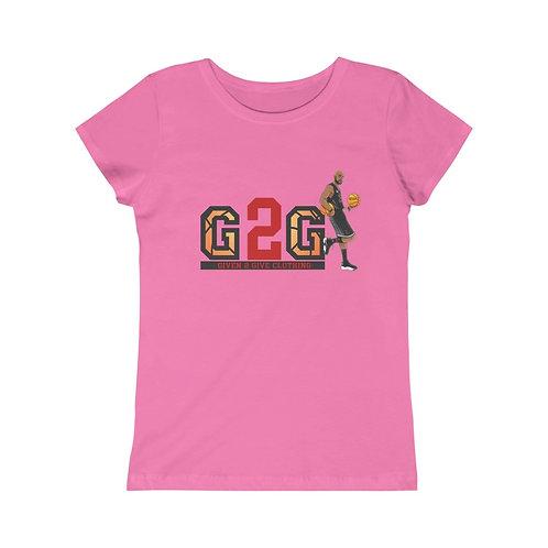 Girls Princess Tee