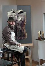 painting studio artist