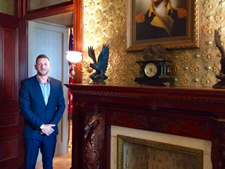Are we in a water crisis?        Owner of Green Solutions Landscaping attends White House roundtable