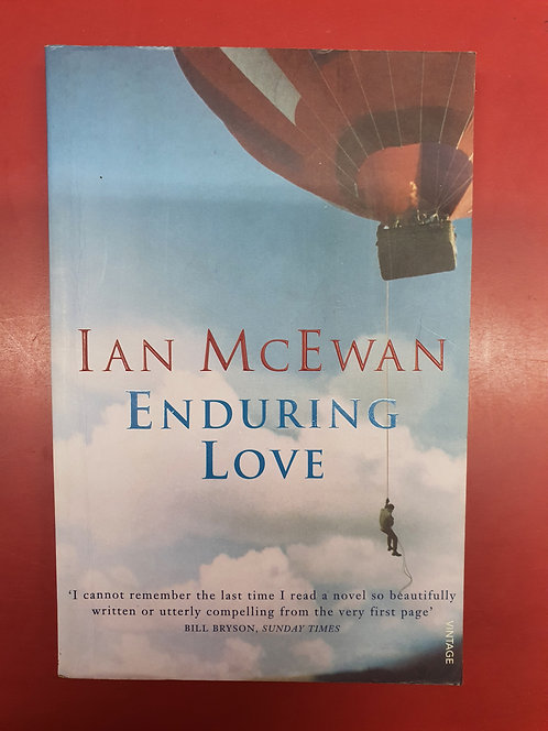 Enduring Love (SECOND HAND)