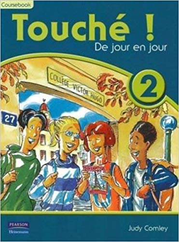 Touche ! 2 Student Book and CD-ROM Pack
