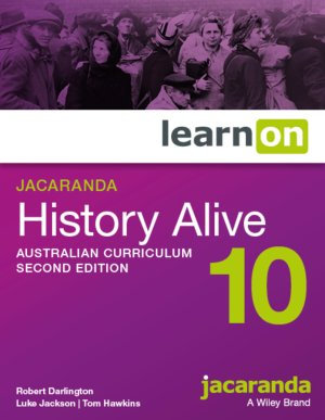 Humanities Alive 10 Australian Curriculum LearnON 2E Value Pack