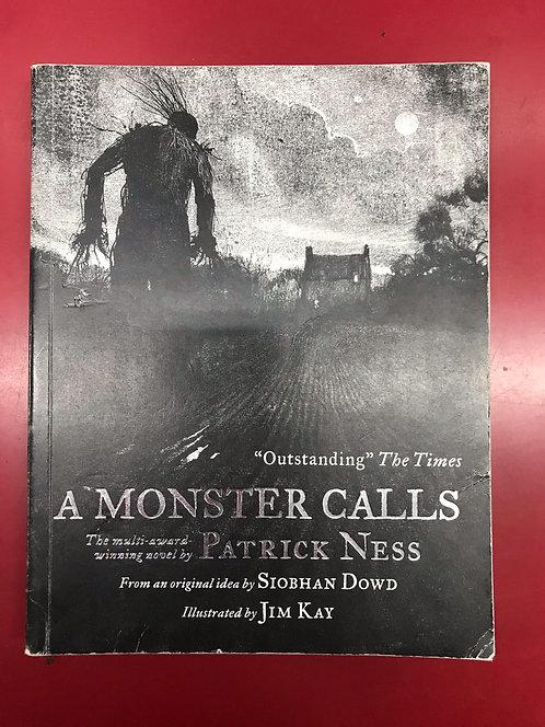 A Monster Calls (SECOND HAND)