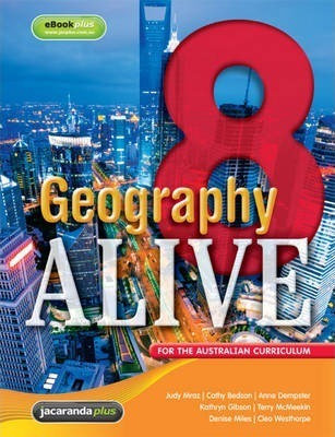 Geography Alive 8for the Australian Curriculum & eBookPLUS