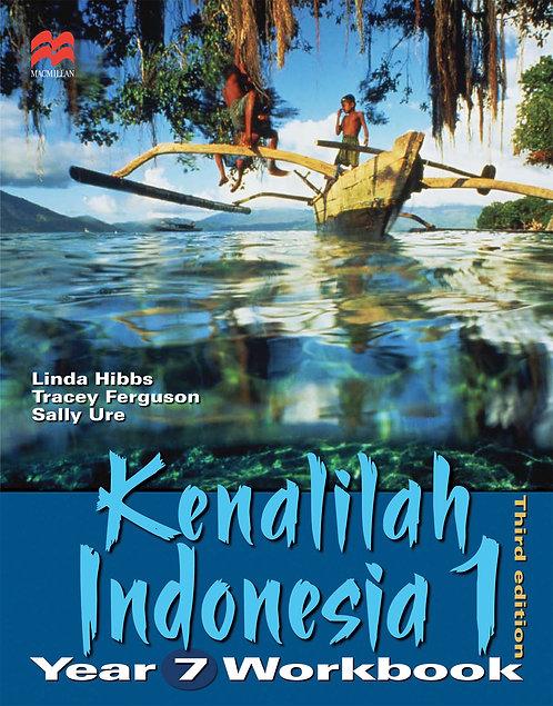 Kenalilah Indonesia 1 Year 7 Workbook 3E