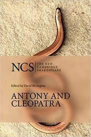 New Cambridge Shakespeare Antony and Cleopatra