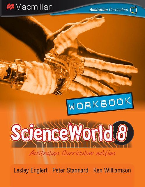 Macmillan ScienceWorld 8 Australian Curriculum Workbook 4E