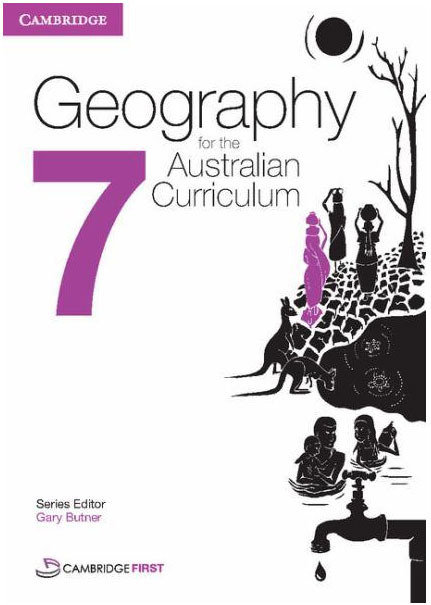 Geography for the AC Year 7 Bundle (PRINT + DIGITAL + EWORKBOOK)
