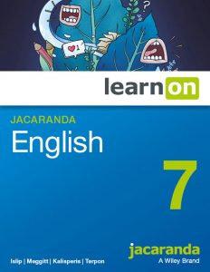 Jacaranda English 7 learnON (DIGITAL)