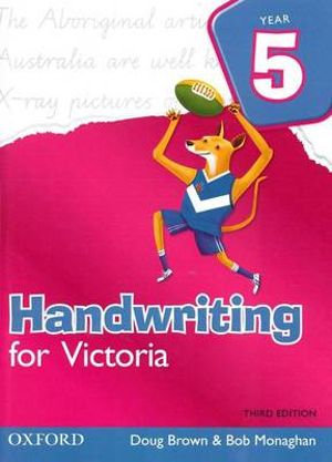 Handwriting for Victoria 5 3E