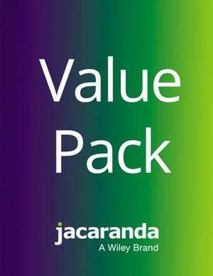 Jacaranda Year 9 Bundle Victorian Curriculum (PRINT + DIGITAL)