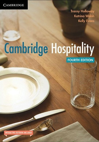 Cambridge Hospitality 4E (DIGITAL)