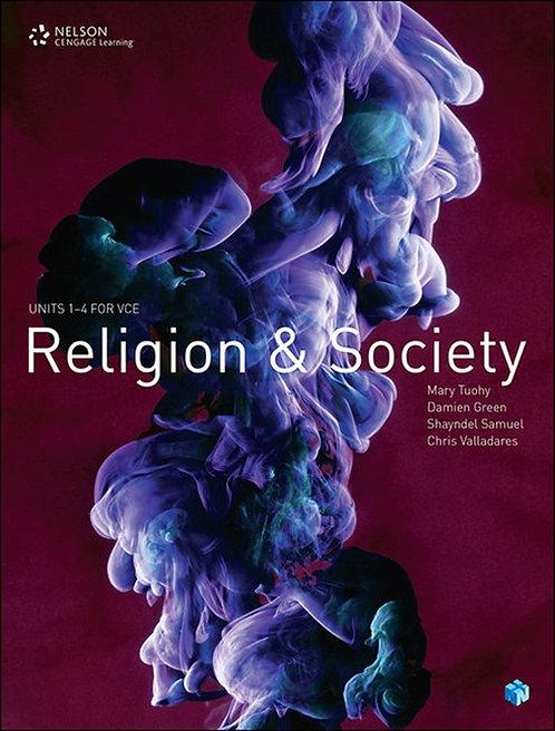 Religion and Society Units 1-4 (PRINT + DIGITAL)