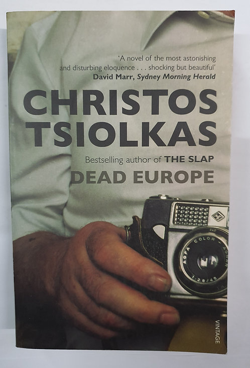 Dead Europe (SECOND HAND)
