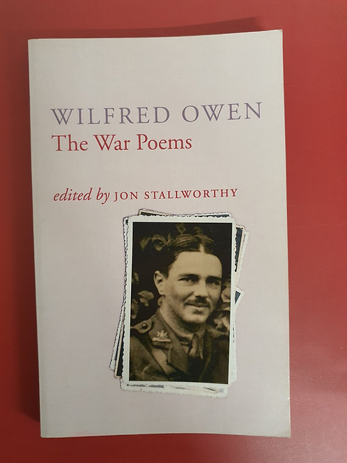 The War Poems of Wilfred Owen (SECOND HAND)
