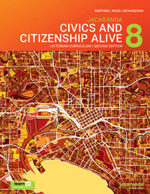 Jacaranda Civics & Citizenship Alive 8 2E LearnON (DIGITAL)