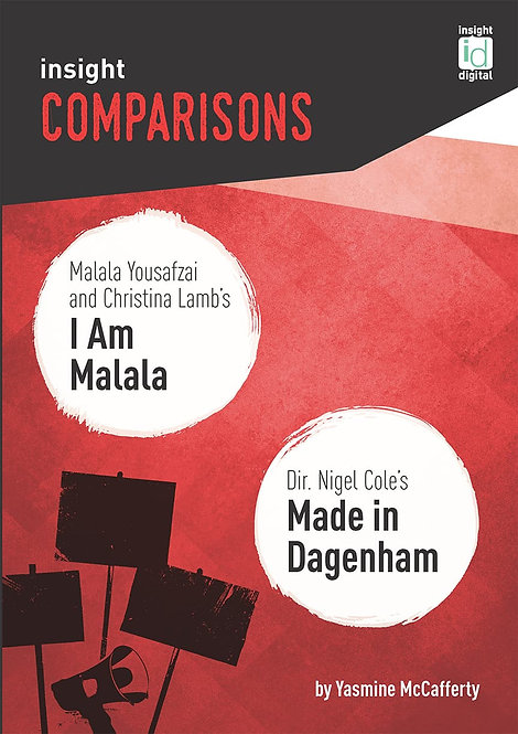 Insight Comparison: I am Malala/Made in Dagenham (PRINT & DIGITAL)