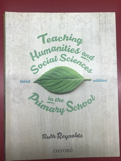 Teaching Humanities and Social Sciences in the Primary School (SECOND HAND)
