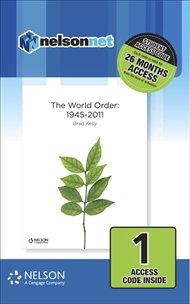 Nelson Modern History The World Order 1945-2011 (DIGITAL)