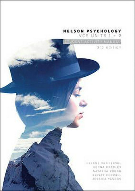 Nelson Psychology VCE Units 1&2 3E Student Activity Manual