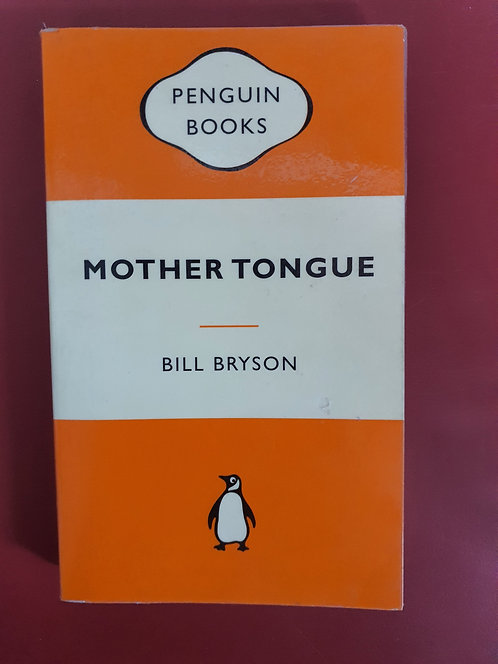 Mother Tongue Popular Penguin (SECOND HAND)
