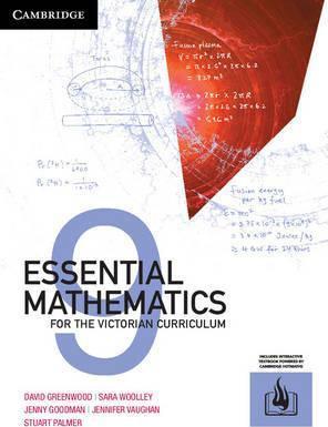 Essential Mathematics for the Victorian Curriculum Year 9 (PRINT + DIGITAL)