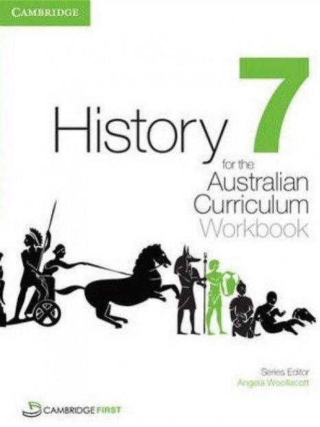 History for the Australian Curriculum Year 7 Electronic Workbook (DIGITAL)
