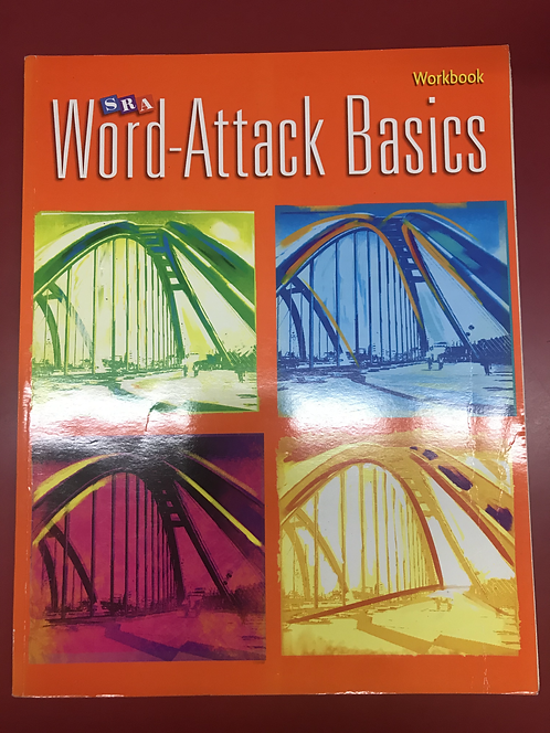 Corrective Reading Decoding A Workbook - Word-Attack Basics (SECOND HAND)