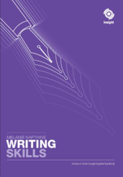 Insight Reference: Writing Skills (PRINT)