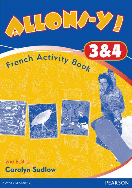 Allons-y! 3&4 Activity Book 2E