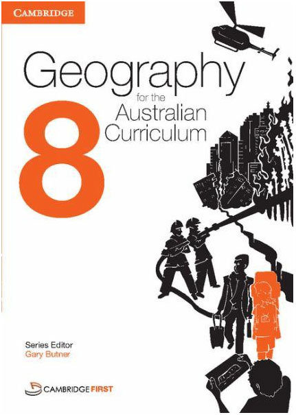 Geography for the AC Year 8 Bundle (PRINT + DIGITAL)