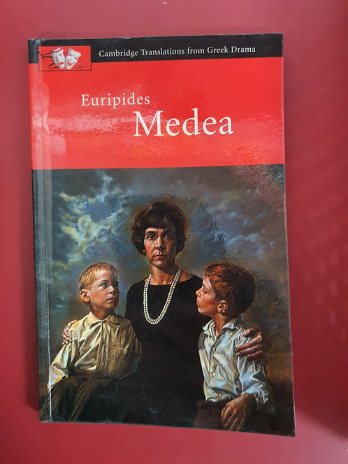 Euripides: Medea (SECOND HAND)