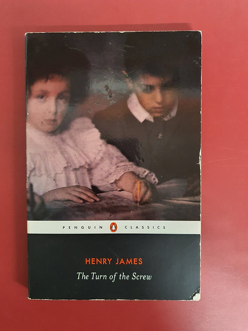 The Turn of the Screw (SECOND HAND)