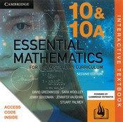 Essential Mathematics for the Australian 10&10A 2E Interactive Text (DIGITAL)