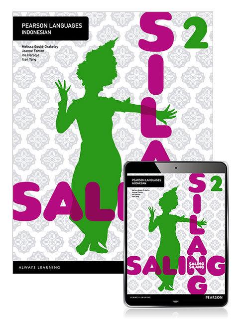Saling Silang 2 Student Book with Reader+ (PRINT + DIGITAL)