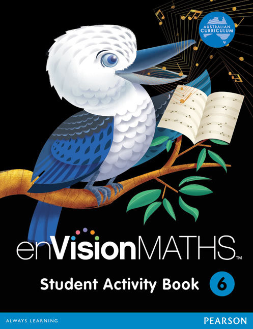 enVisionMATHS 6 Student Activity Book