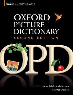 Oxford Picture Dictionary English-Vietnamese Edition