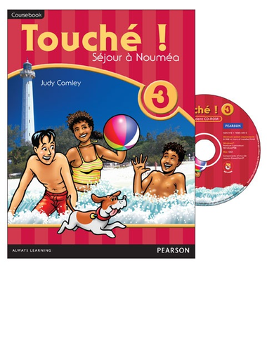 Touche ! 3 Student CD-ROM Pack