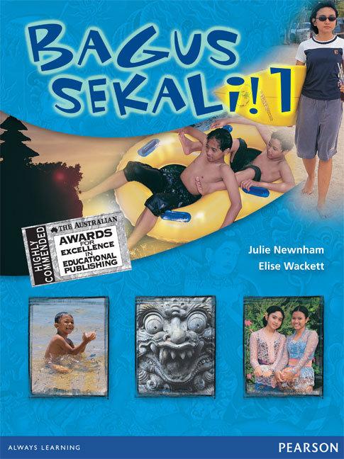 Bagus sekali! 1 Student Book