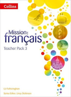 Collins Mission: Francais Teacher Pack 3