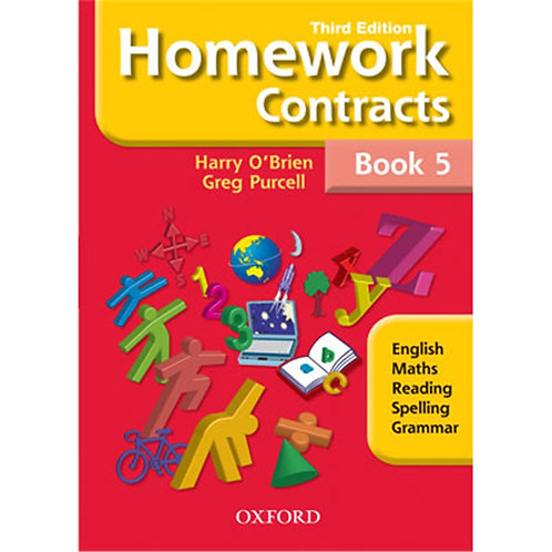 Homework Contracts Book 5